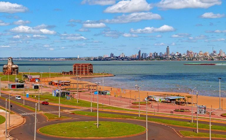 Encarnción, Paraguay © Myparaguay / Wikipedia Archive