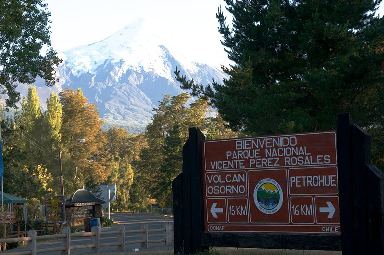 Parque Nacional Vicente Pérez Rosales | © Sam Beebes / WikiCommons