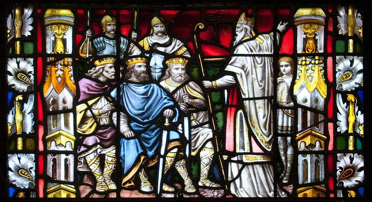 St Patrick Preaching to the Kings | © Andreas F. Borchert/WikiCommons