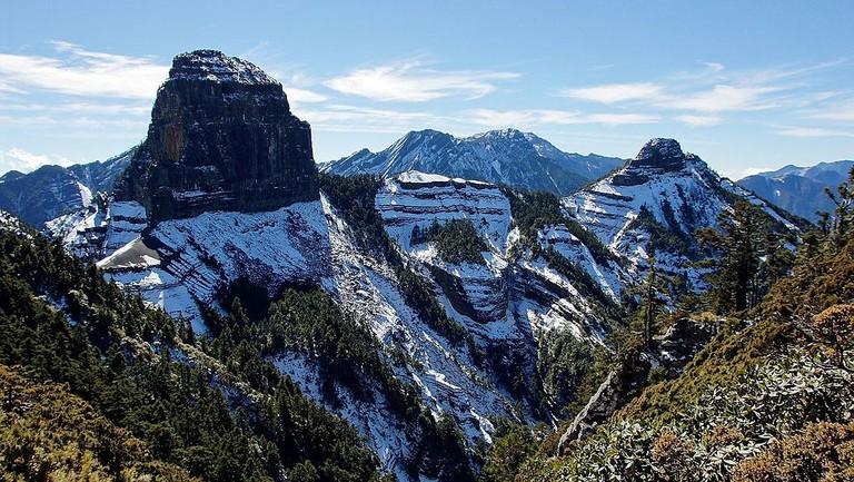 Dabajian Mountain   © peellden / Wikimedia