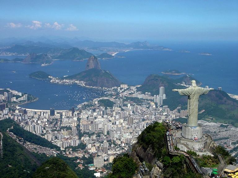 Rio de Janeiro |© Mariordo (Mario Roberto Durán Ortiz)/WikiCommons