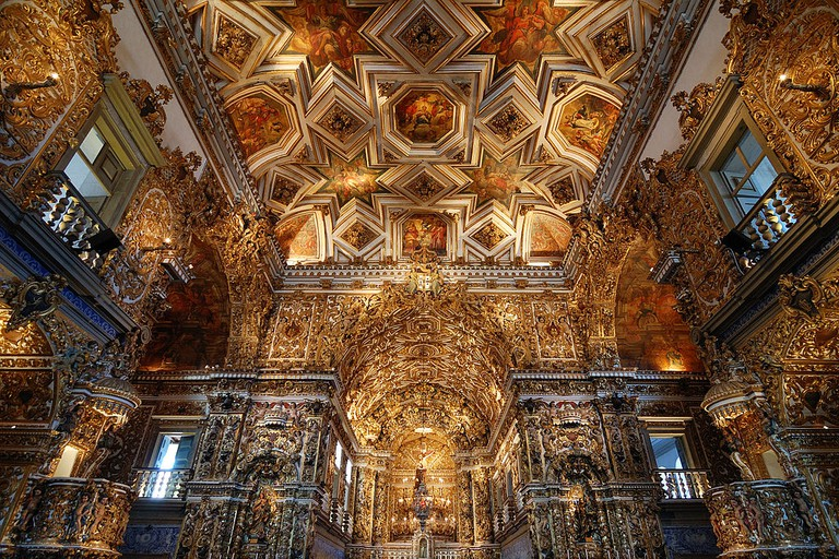 São Francisco Church and Convent / © Rosino / Wikimedia Commons