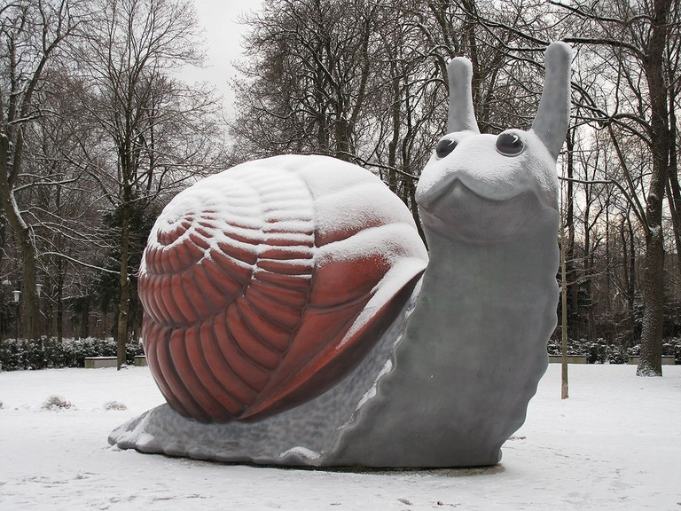 Sweet Brown Snail | © Schlaier/Creative Commons