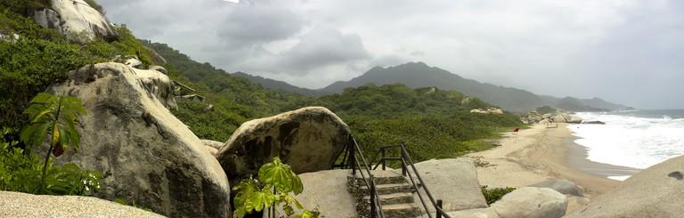 Beautiful Views from Tayrona National Park © Carlos Andres Reyes / Flickr