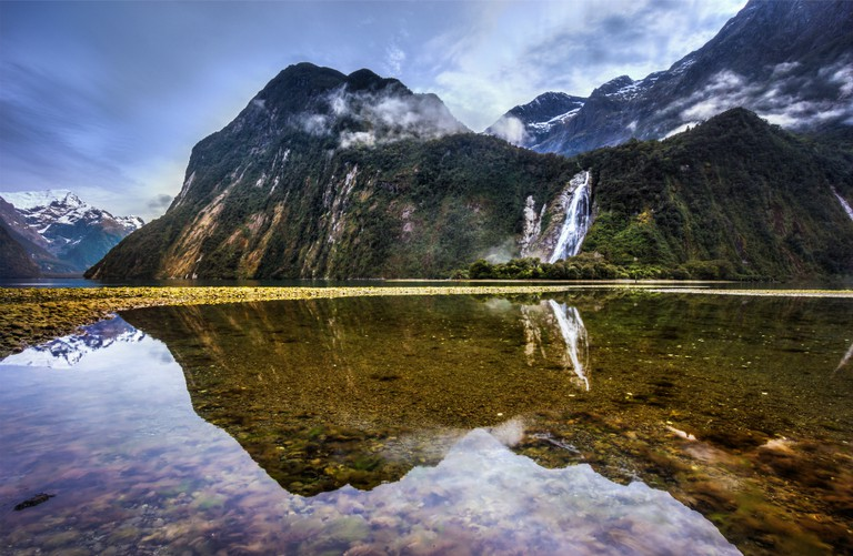 Reflections in Milford Sound © Trey Ratcliff / Flickr