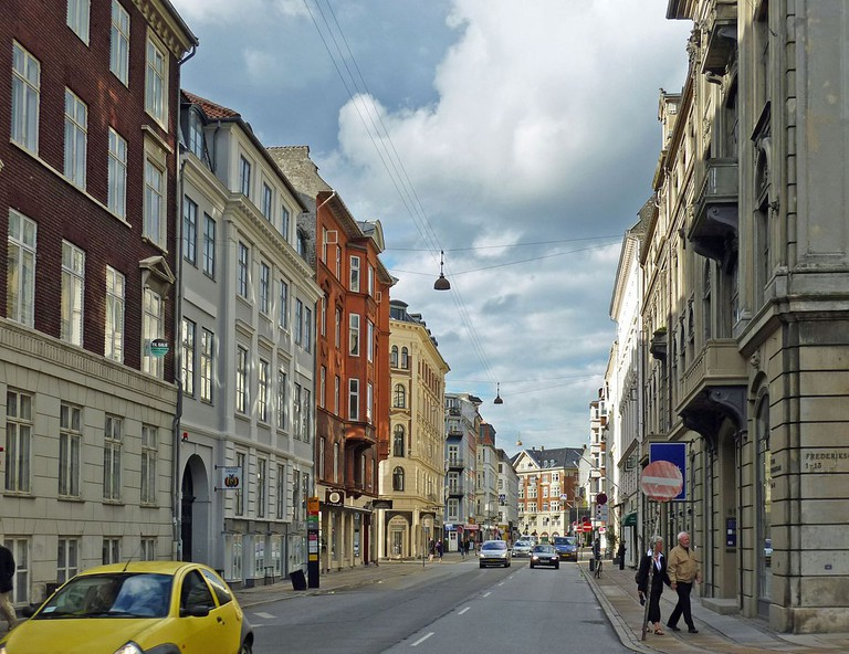 Bredgade Copenhagen   © Payton Chung / Wikimedia Commons
