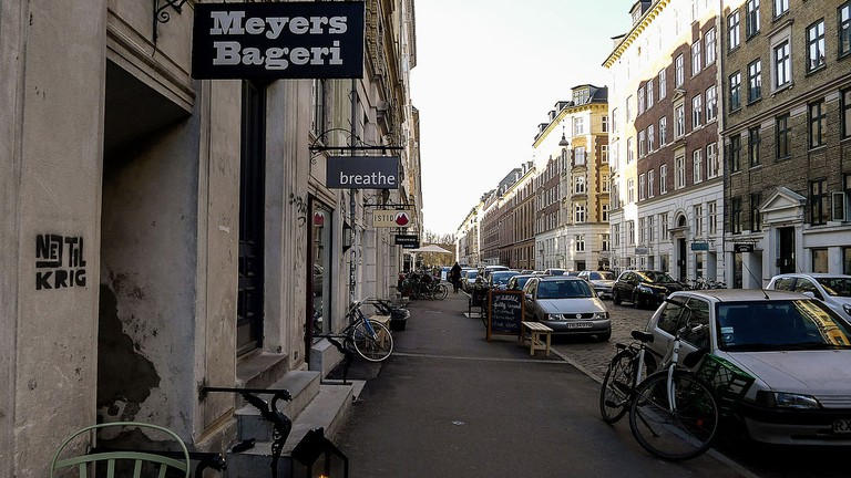 Jægersborggade | © Jareed / Wikimedia Commons