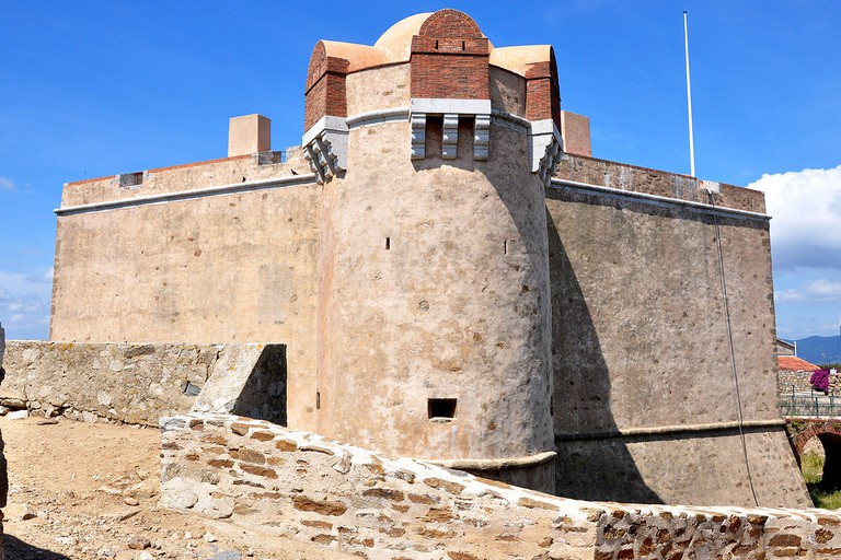 The Citadel in St Tropez | © Starus/WikiCommons
