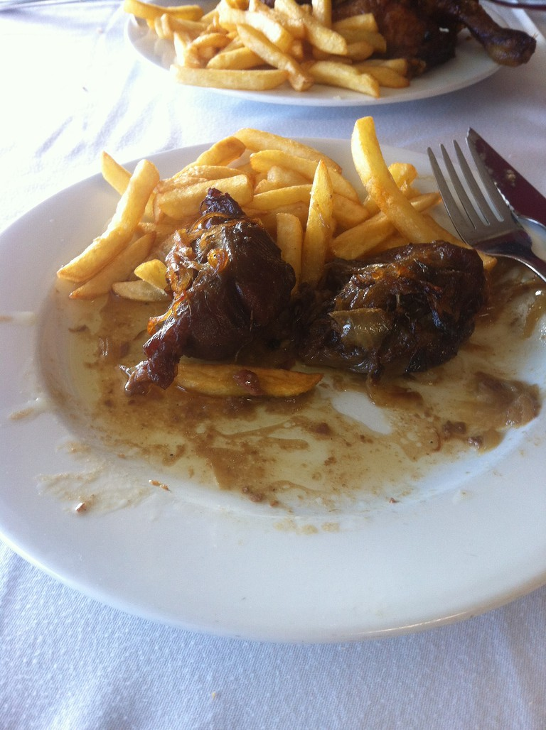 Stewed pig´s cheeks are an Andalusian classic; Paul Lowry, flickr