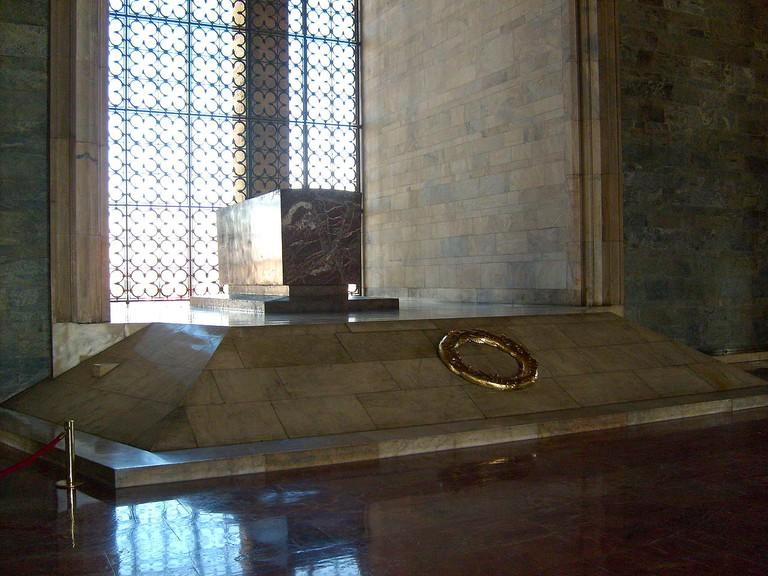 Atatürk's Mausoleum | © Volki16/Wikimedia Commons