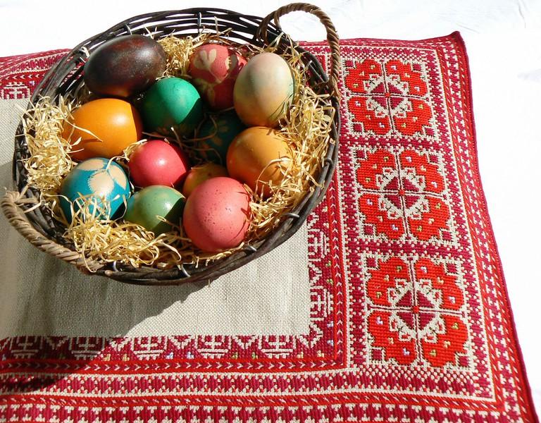 Easter eggs | © Vassia Atanassova/WikiCommons