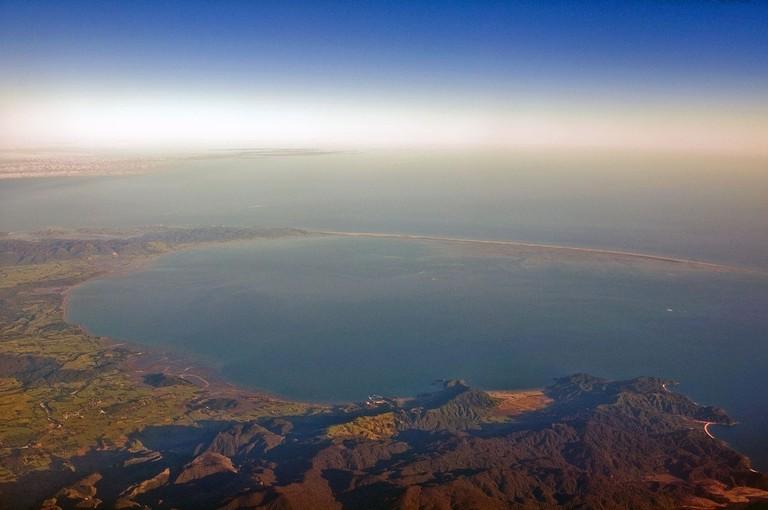 Golden Bay and Farewell Spit | © Phillip Capper/Flickr