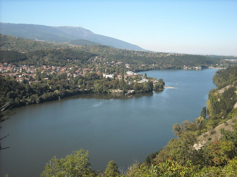 Pancharevo Lake | © Kralowec/WikiCommons