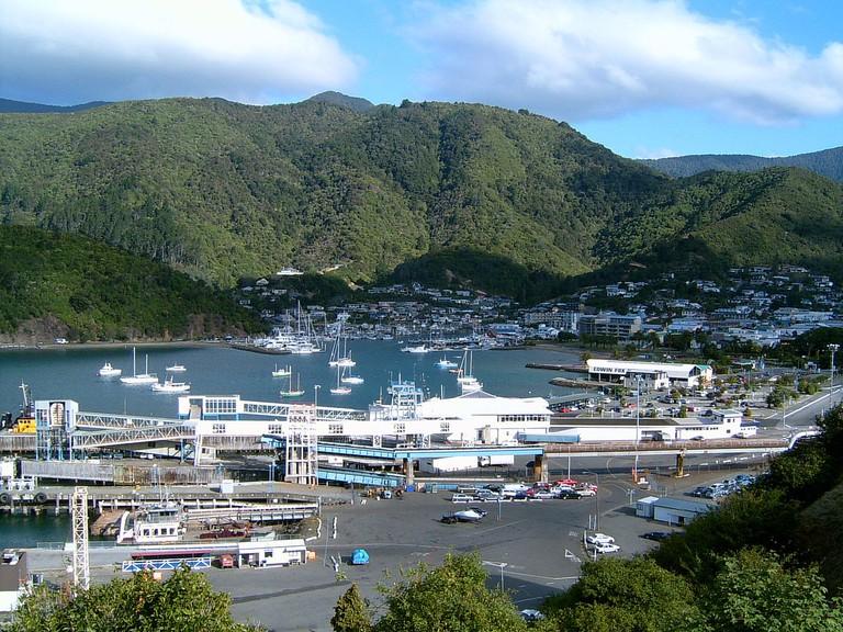 Picton, New Zealand | © Wikimedia Commons