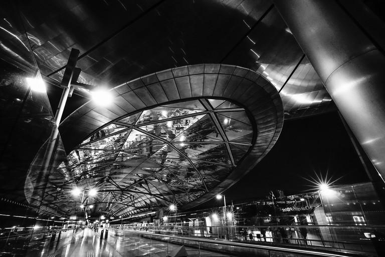 Expo MRT Station   © Mac Quin/Flickr