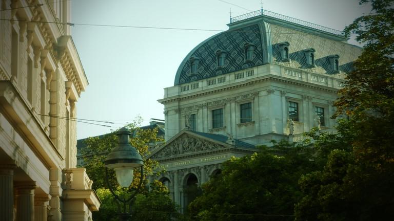 Vienna University   © Ștefan Jurcă / Flickr