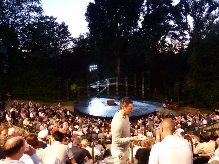 Open air theatre in Regent's Park