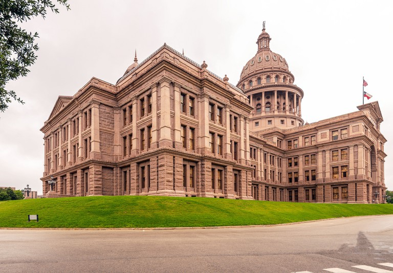 Texas State Capitol © SEWinds