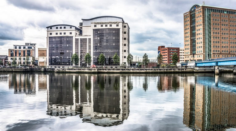 Belfast Waterfront | © William Murphy/ Flickr