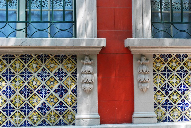 Gorgeous Condesa tiles | © E. Krall/Flickr