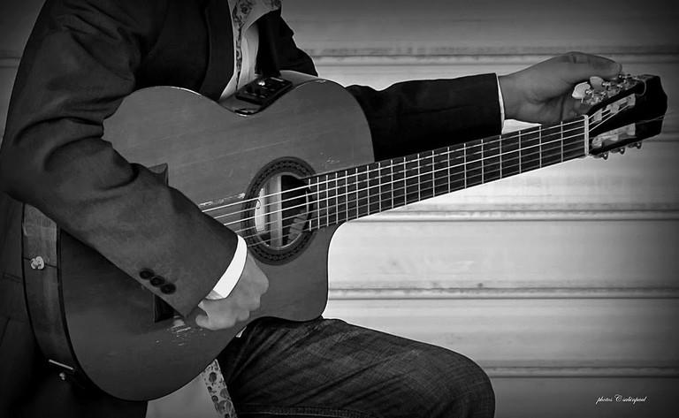 Flamenco music | © sabin paul croce/Flickr