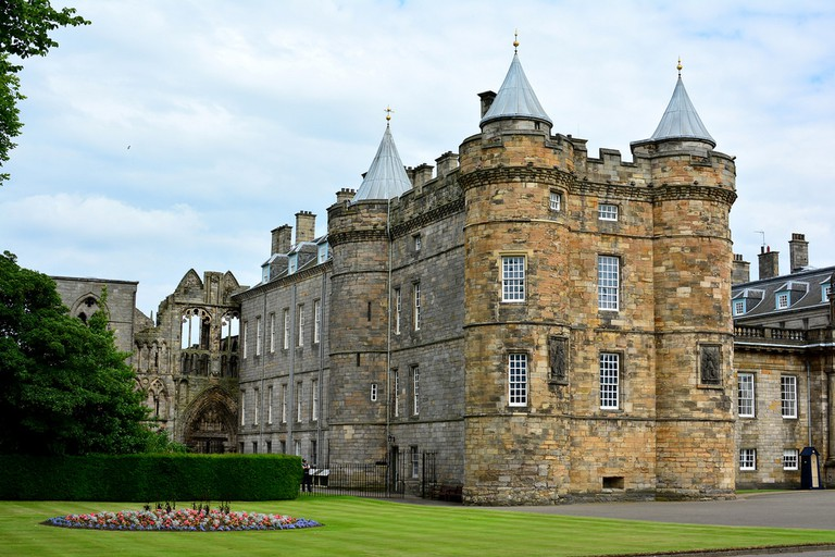The Palace Of Holyroodhouse | © Ryan Finn/Flickr