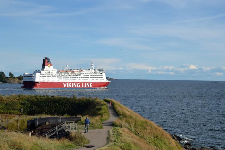 Viking Line| ©Cha già José/Flickr