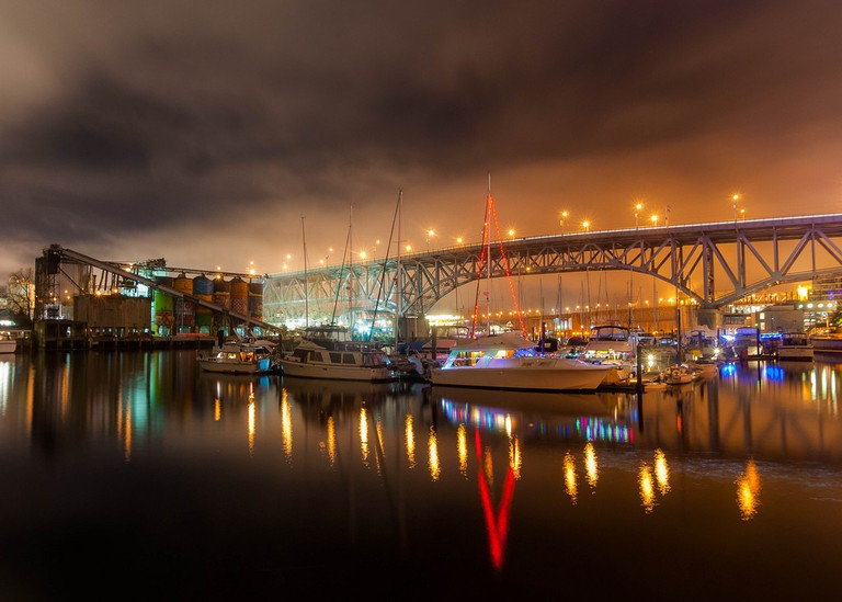 Foggy Granville Island | © Colin Knowles / Flickr