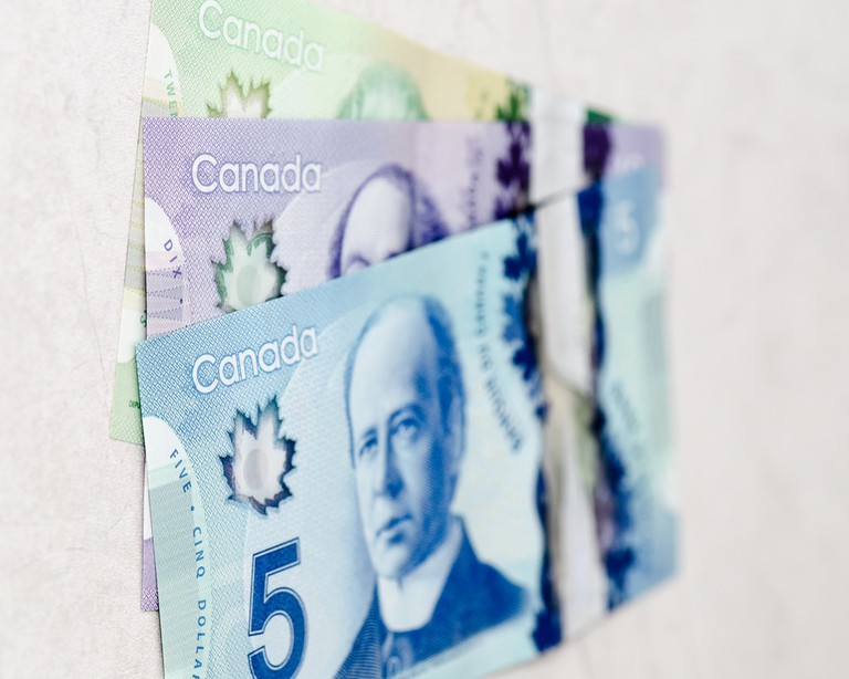 Canadian Money | © KMR Photography / Flickr