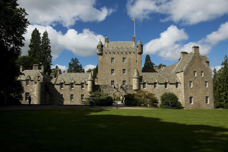 Cawdor Castle | © Gordon Chirgwin/Flickr