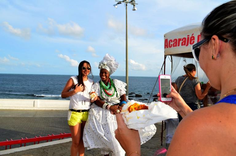 Acarajé / © Turismo Bahia / Flickr