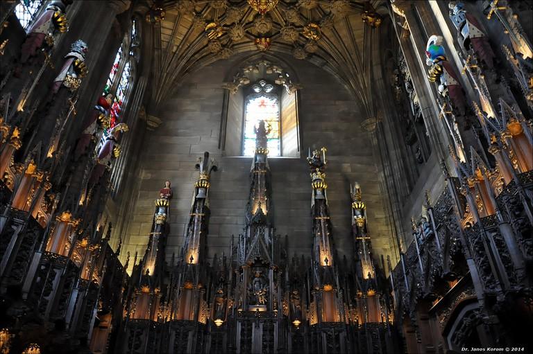 St. Giles Cathedral | © János Korom Dr./Flickr