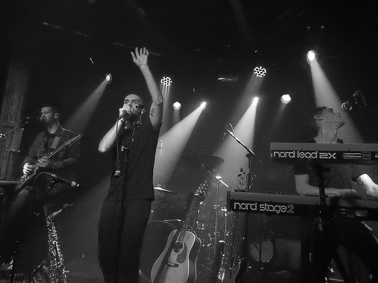 Ambassdors live at XOYO