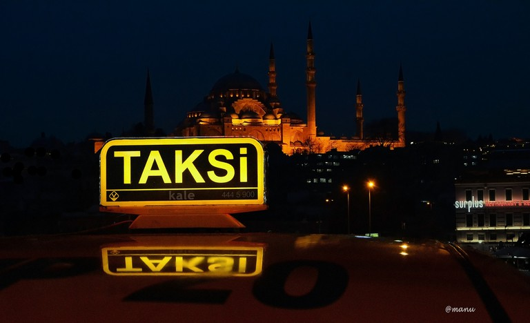 Istanbul Taxi