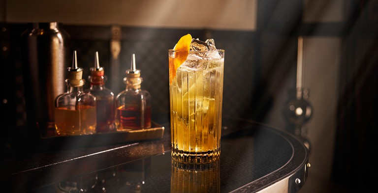 Baptiste cocktail | Courtesy of Remy Martin