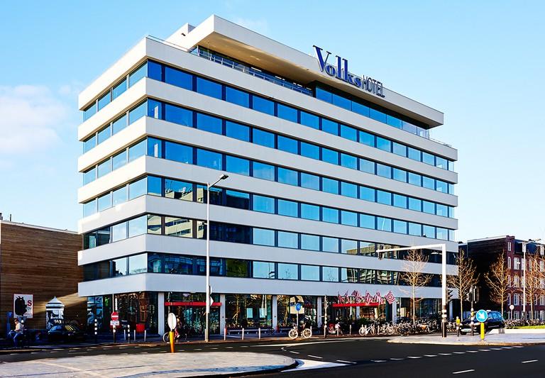 Canvas is located on the highest floor of Volkshotel | © Mark Groeneveld / Volkshotel