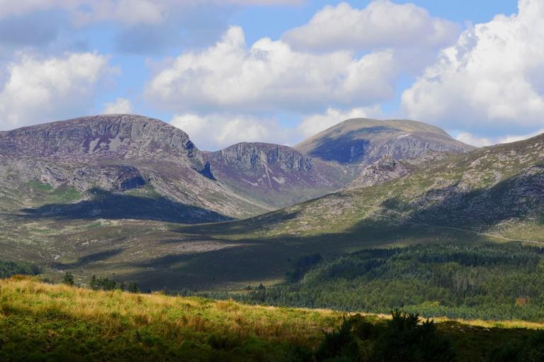 Mourne Mountains   © Philip McErlean/ Flickr