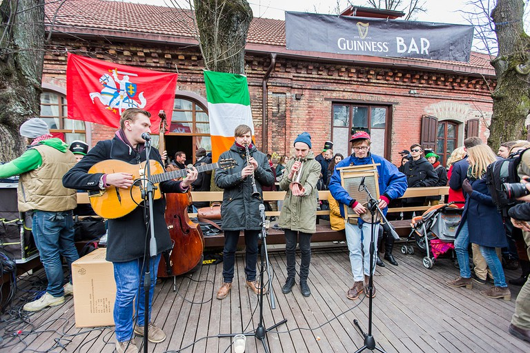 Live entertainment | Courtesy of Elena Grimalienė