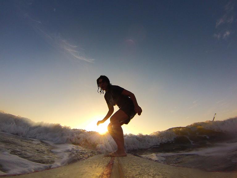 Surfing in Durban | © Siraj Paruk