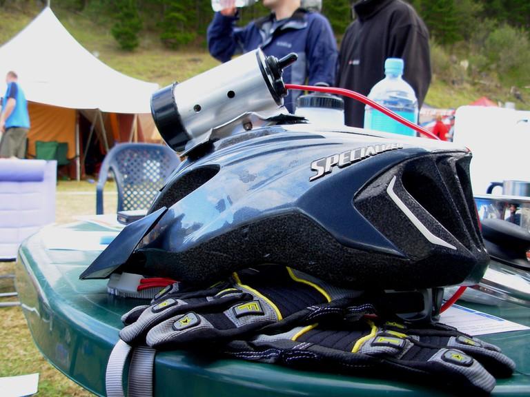 Mountain Biking gear | © Walter Rumsby/Flickr