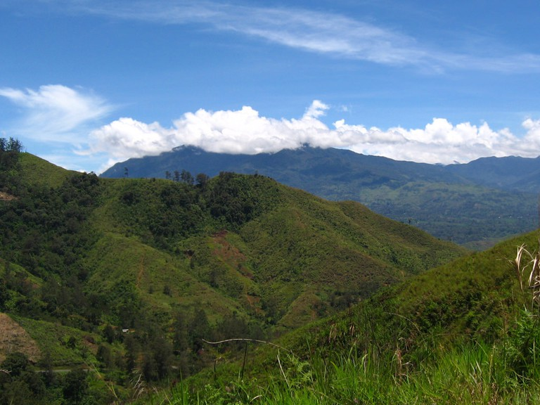Papua New Guinea Highlands | © David Bacon / Flickr