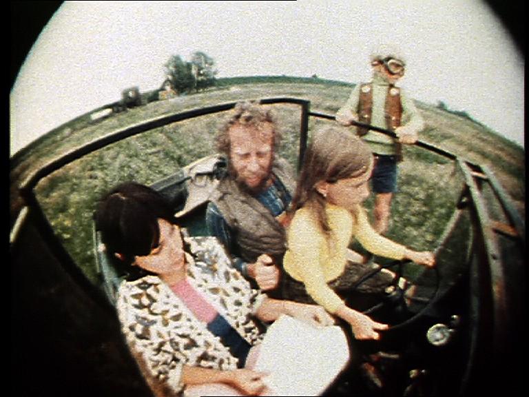 Ed van der Elsken, Filmstill from De Verliefde Camera (1971) EYE / © Ed van der Elsken