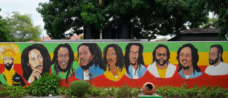 Bob Marley Museum   © Barney Bishop/Flickr