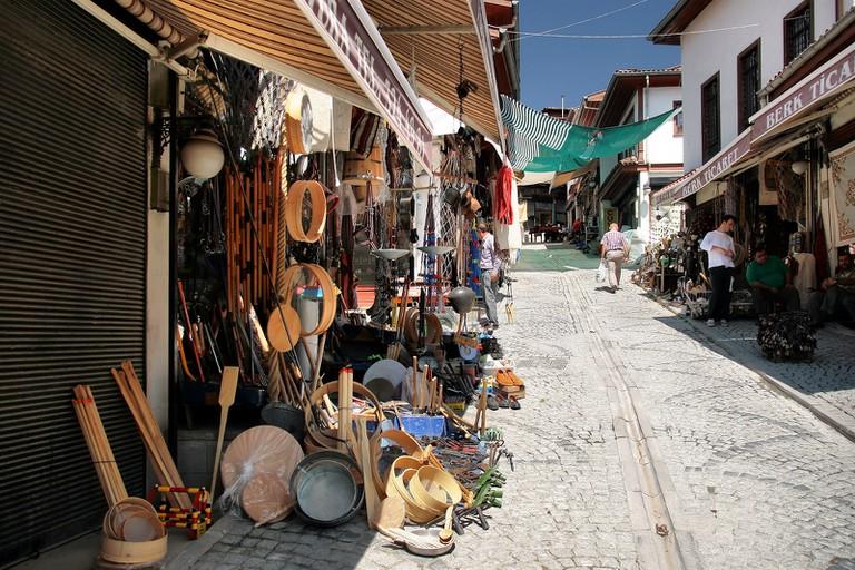 Saman Pazarı | © Jorge Franganillo/Flickr