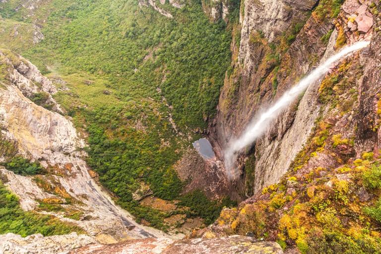 Cachoeira da Fumaça | ©Eder Fortunata / Flickr