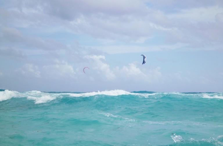 Cancún, Playa Delfines | © Laila Goubran/Flickr