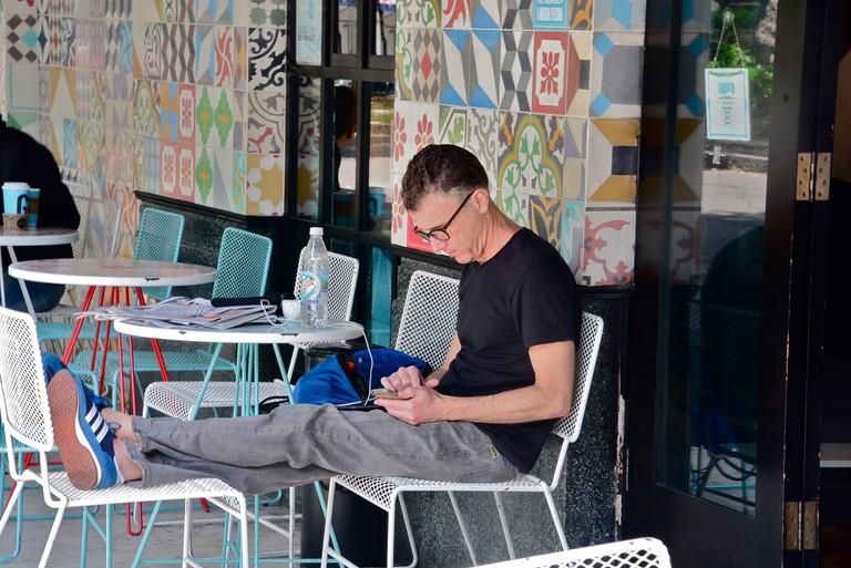 Lazy afternoons in Condesa | © Alejandro/Flickr