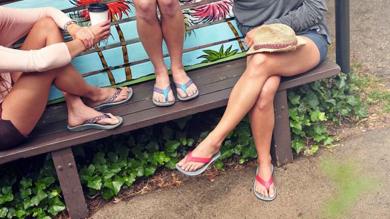 Sandals   Esther Max/Flickr