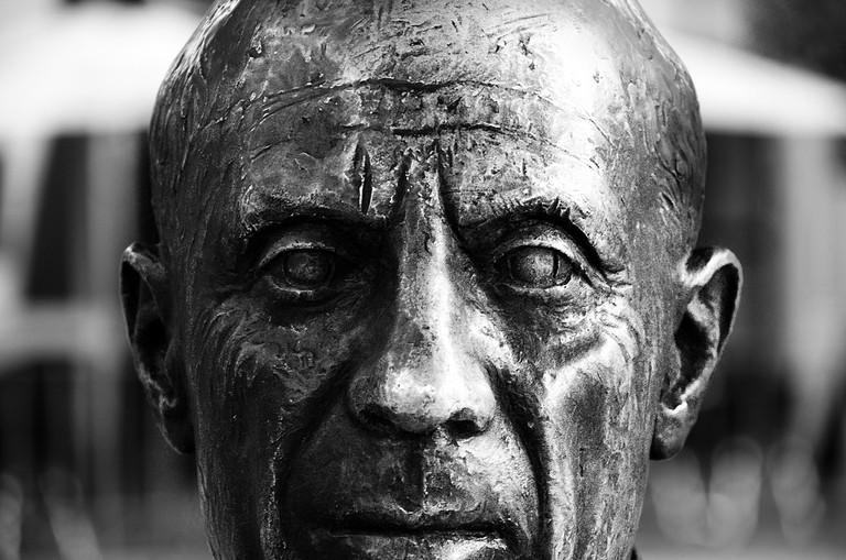 Picasso's Statue at the Plaza de la Merced, Málaga | © foto amateur/Flickr