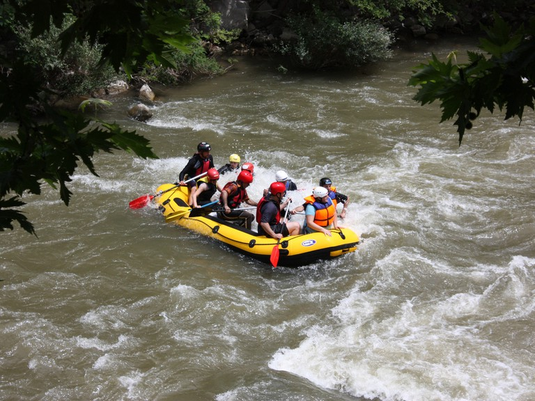 Rafting in Struma River | © Klearchos Kapoutsis/WikiCommons